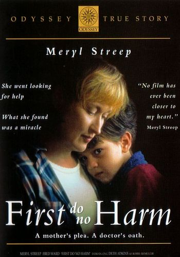 Picture for ...First Do No Harm