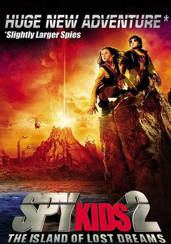 Picture for Spy Kids 2: Island of Lost Dreams