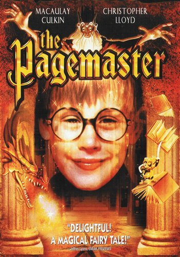 Picture for The Pagemaster