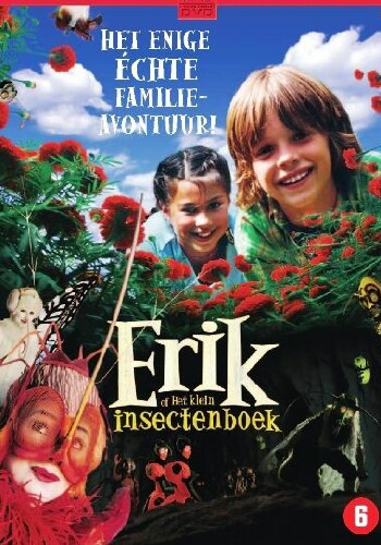 Picture for Erik of het klein insectenboek