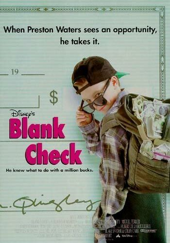 Picture for Blank Check