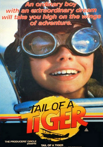 Picture for Tail of a Tiger