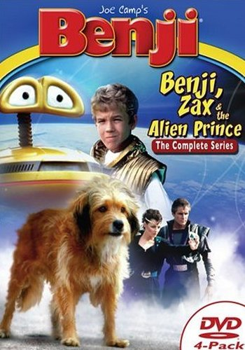 Picture for Benji, Zax and the Alien Prince
