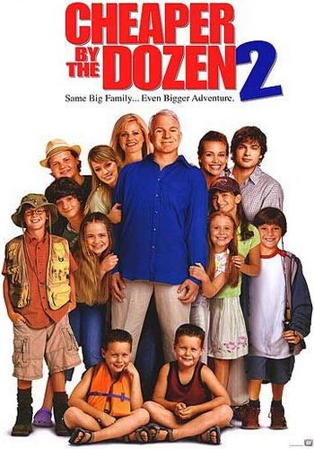 Picture for Cheaper by the Dozen 2