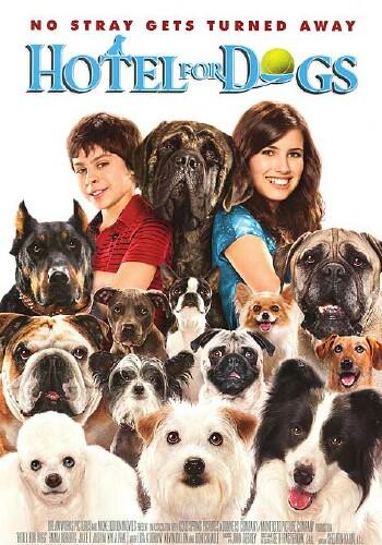 BoyActors - Hotel for Dogs (2009)