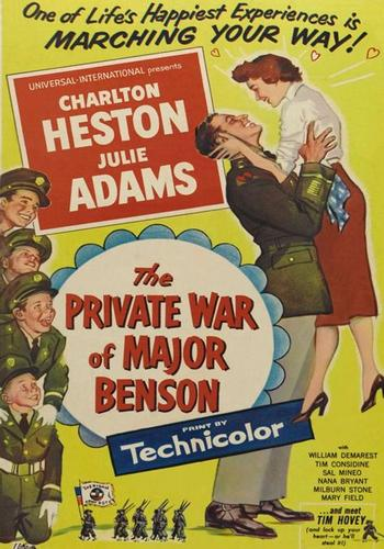 Picture for The Private War of Major Benson
