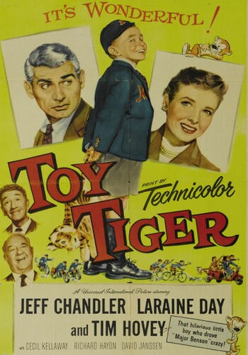 Picture for Toy Tiger