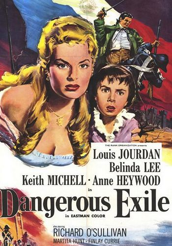 Picture for Dangerous Exile