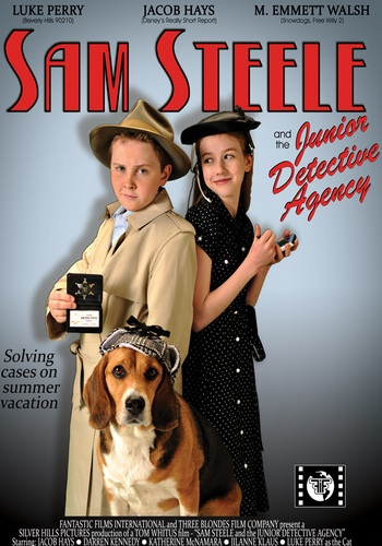Picture for Sam Steele and the Junior Detective Agency