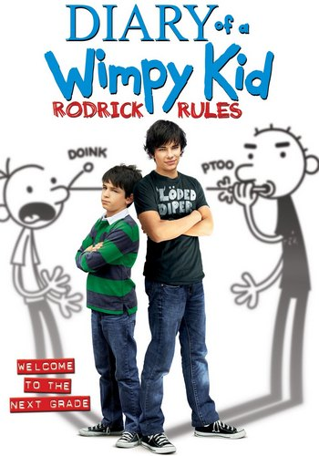 Picture for Diary of a Wimpy Kid: Rodrick Rules
