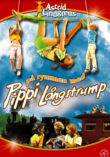 Picture for På rymmen med Pippi Långstrump