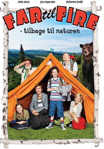 Picture for Far til fire - tilbage til naturen
