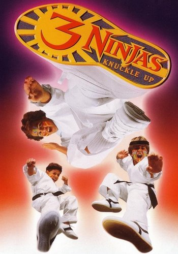 Picture for 3 Ninjas Knuckle Up