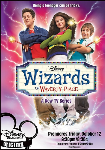 Picture for Wizards of Waverly Place