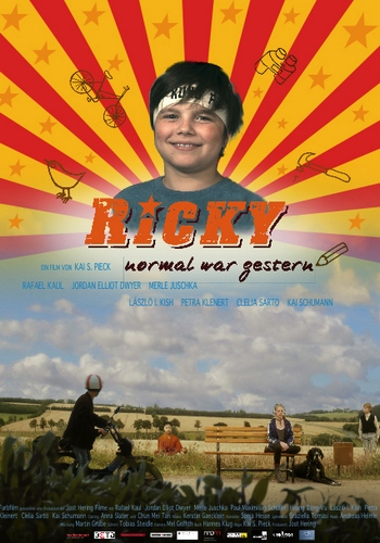 Picture for Ricky - normal war gestern