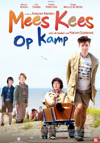 Picture for Mees Kees op kamp