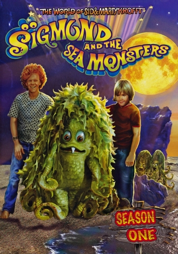 Picture for Sigmund and the Sea Monsters