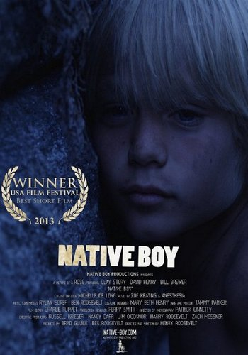 Picture for Native Boy