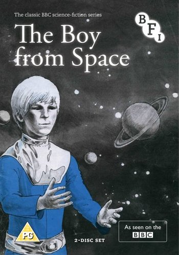 Picture for The Boy from Space