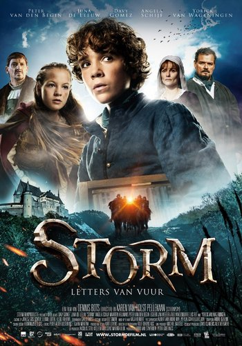 Picture for Storm: Letters van Vuur