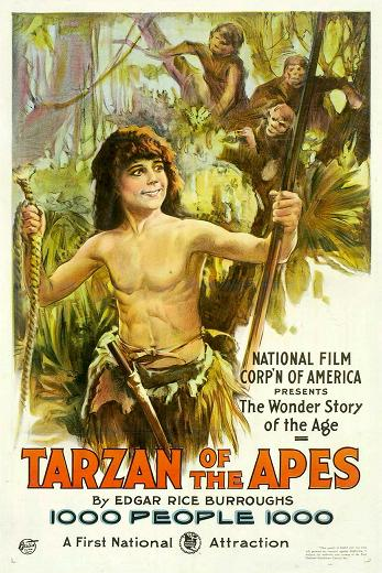 Picture for Tarzan of the Apes