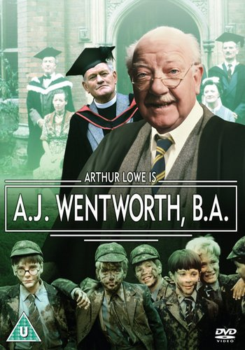 Picture for A.J. Wentworth, B.A.