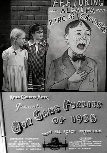 Picture for Our Gang Follies of 1938