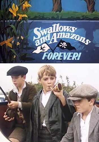 Picture for Swallows and Amazons Forever!: The Big Six