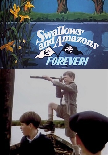 Picture for Swallows and Amazons Forever!: Coot Club