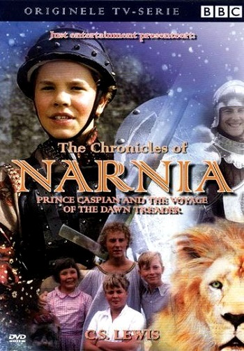 Picture for Prince Caspian and the Voyage of the Dawn Treader