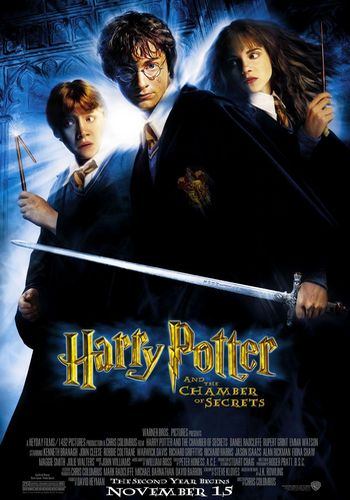 Picture for Harry Potter and the Chamber of Secrets
