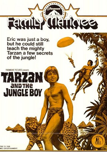 Picture for Tarzan and The Jungle Boy